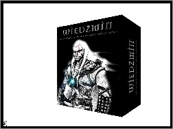 The Witcher, amulet, m�czyzna